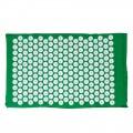 Массажный акупунктурный коврик EcoRelax, зеленый - 3