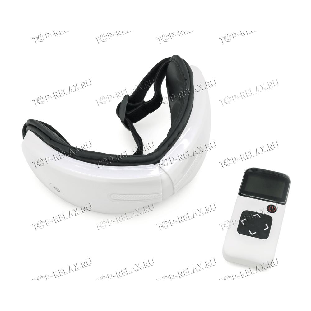 Массажер для глаз EYE RELAX (с Bluetooth) (JRW 919) - 4