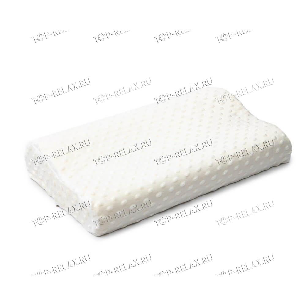 Подушка ортопедическая 50x30x10/7 см B-shape