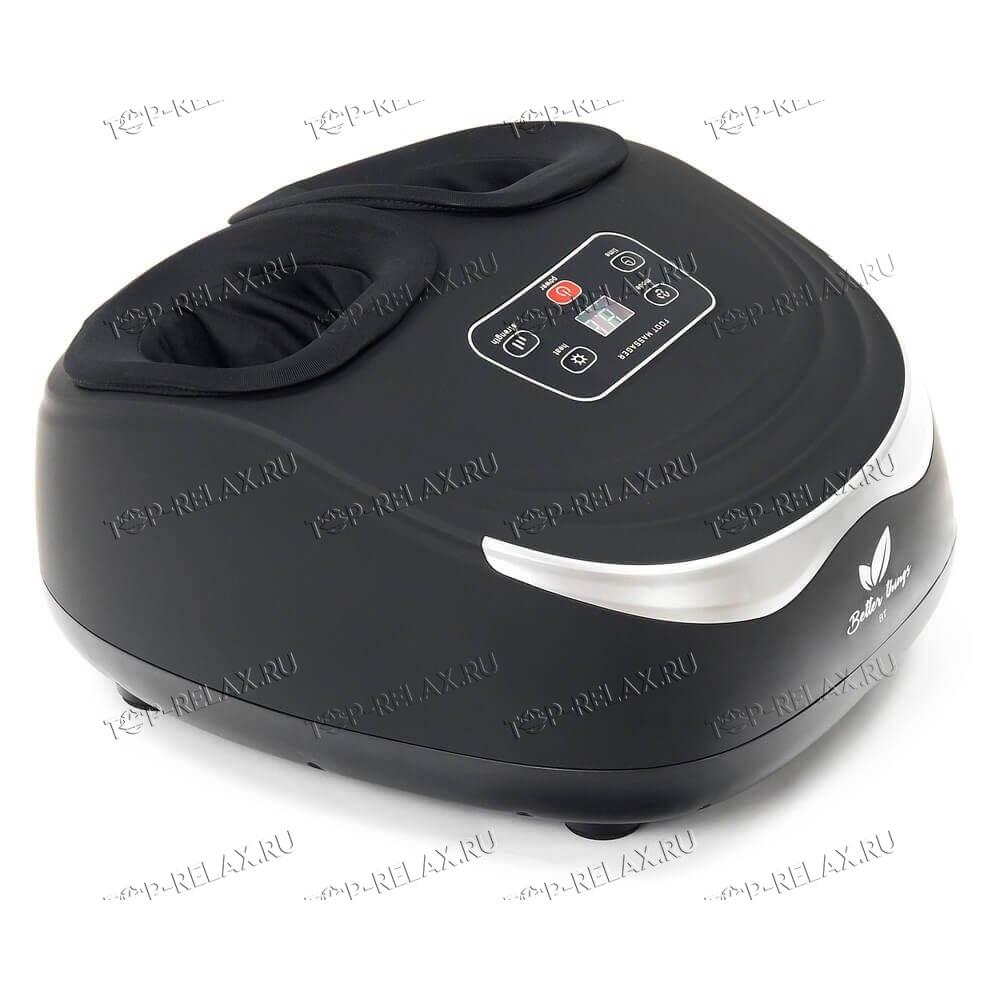Массажер для ног FEET RELAX Black (с пультом управления) (SMF 006) - 2