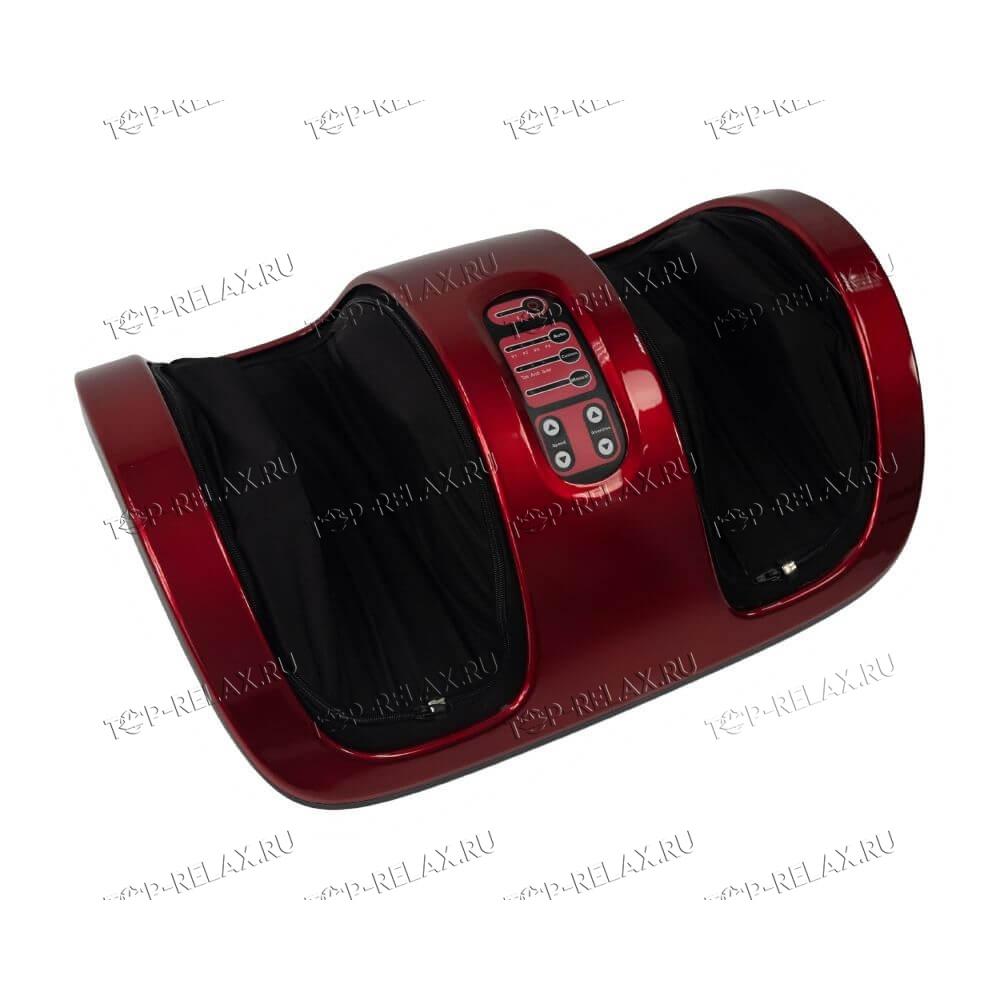 Массажер для ног FEET RELAX красный (LF-188) - 3