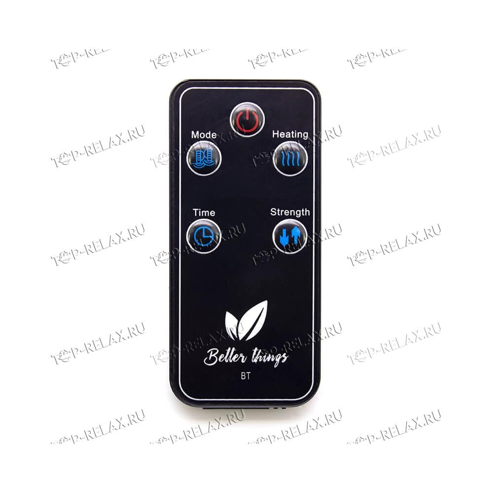 Массажер для ног FEET RELAX White (с пультом управления) (SMF 006) - 4