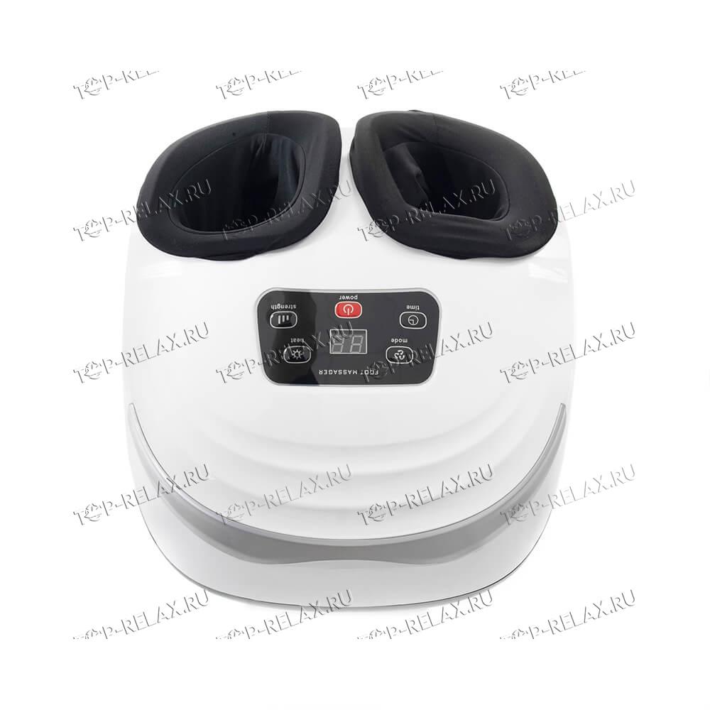 Массажер для ног FEET RELAX White (с пультом управления) (SMF 006)