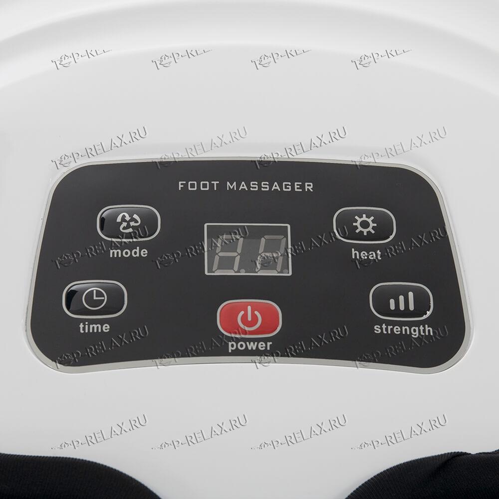 Массажер для ног FEET RELAX White (с пультом управления) (SMF 006) - 5