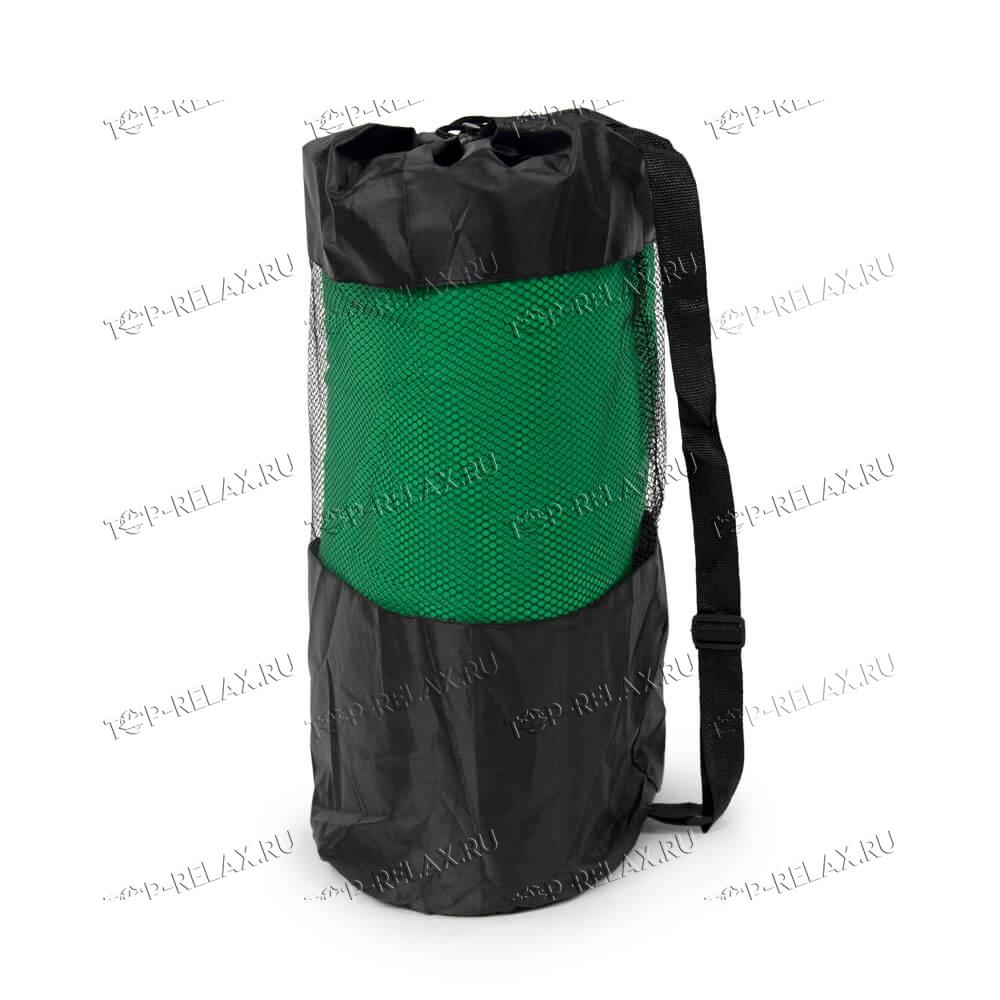 Массажный акупунктурный коврик EcoRelax, зеленый - 5